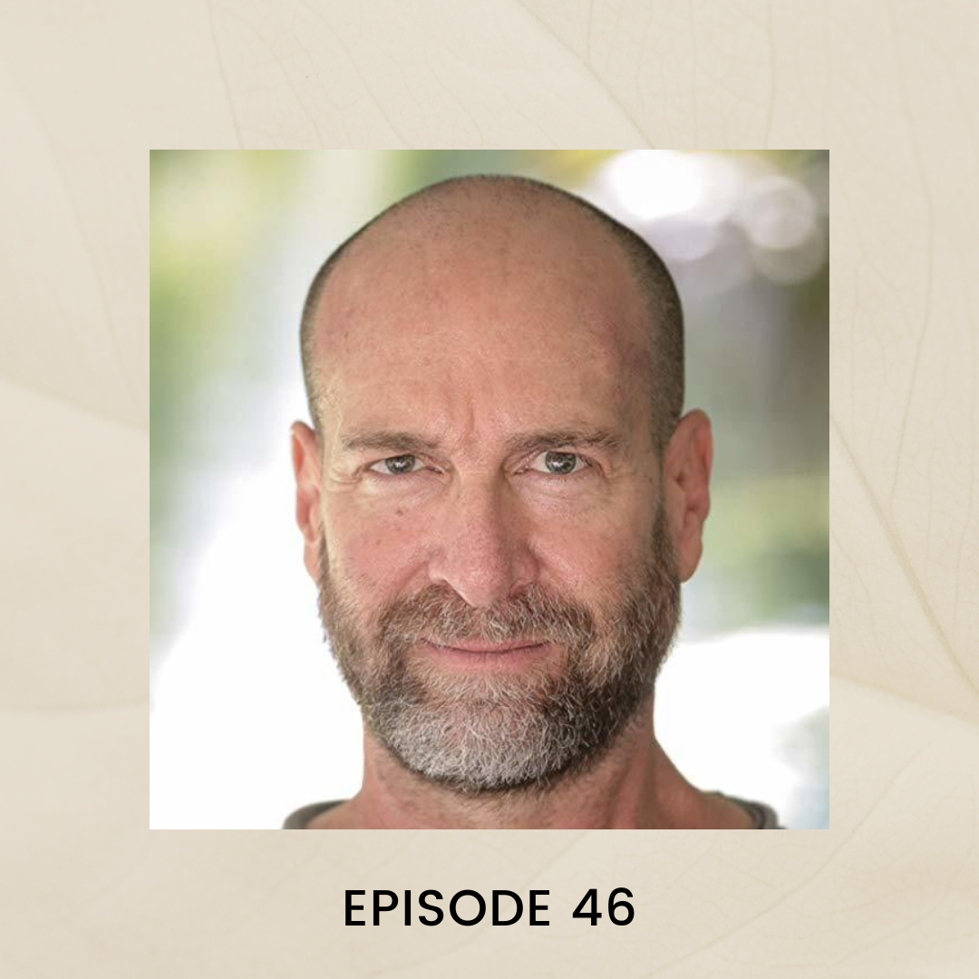 Ep 46: 'Love, Devotion, and Flowery Combat' – A Conversation with David Deida